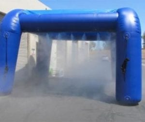Misting Inflatables & Tents