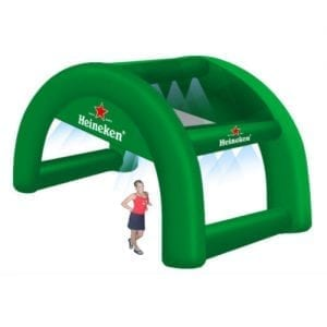 Custom Misting Dome Inflatable