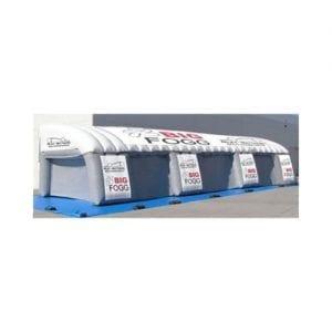 Motorsport Misting Inflatable Misting Station