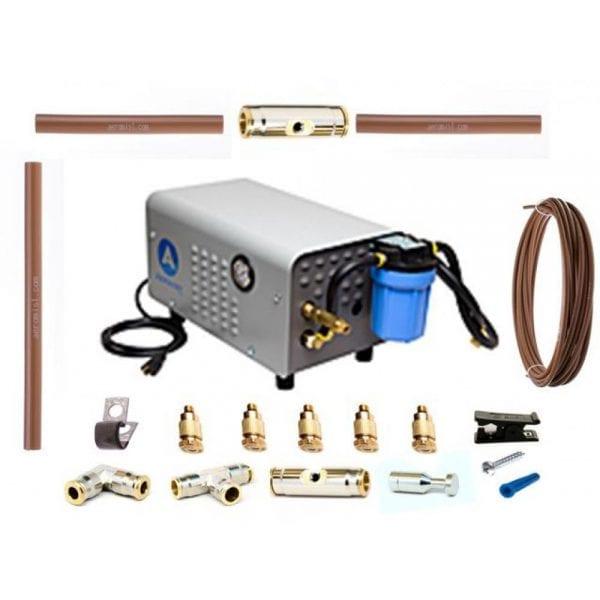 High Pressure Nylon Professional Misting System