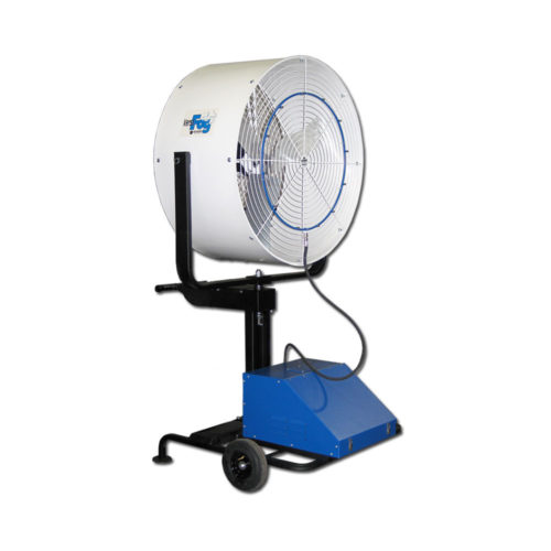 36″ Cool Zone Oscillating Industrial High Misting Fan