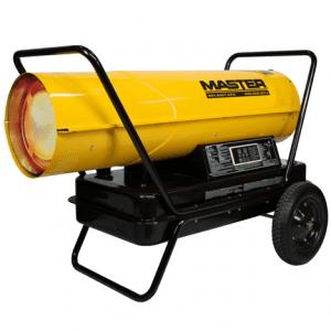 Air Torpedo Heater
