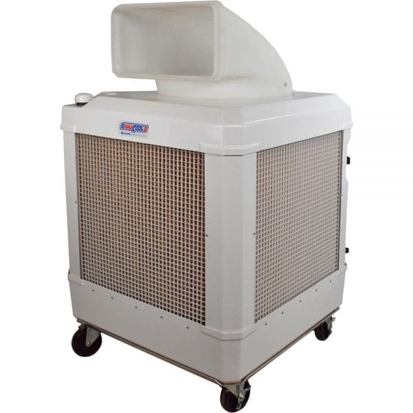 WayCool 1Hp Evaporative Cooling Unit Oscillating