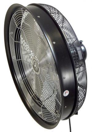 Outdoor Wall Mount Oscillating Fan