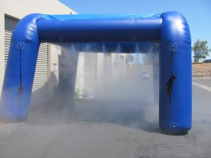 Inflatable Mister